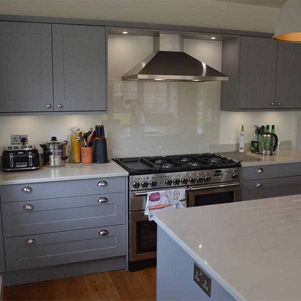 Chatsworth Silk Dust Grey Real Kitchens Design