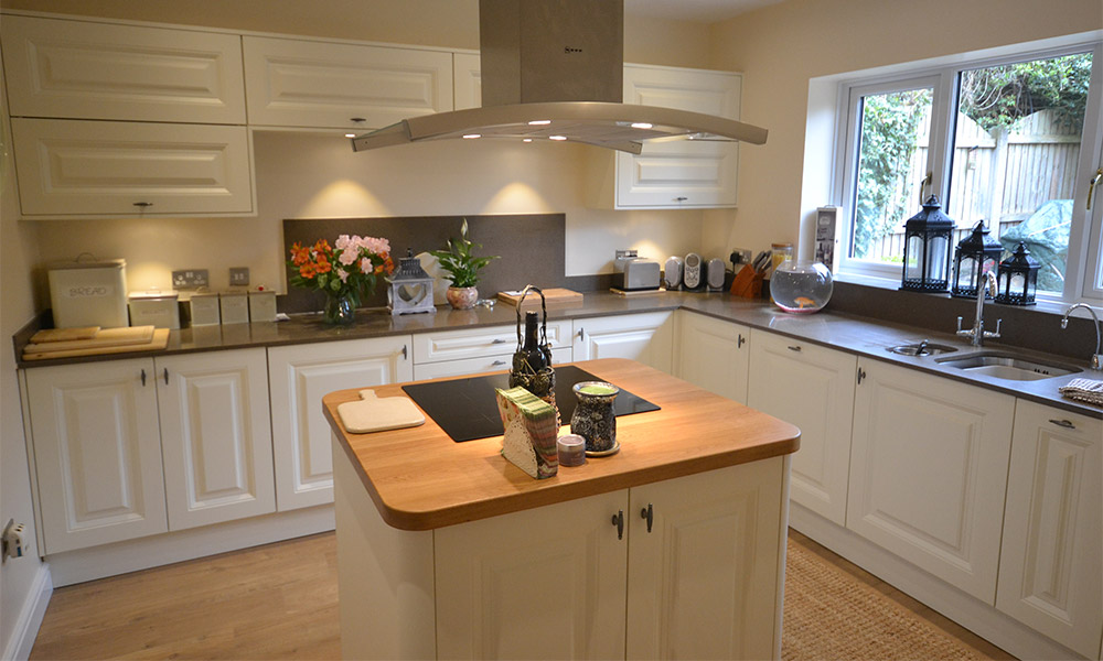 Howarth Ivory Kitchen Real Kitchens Design Inspiration