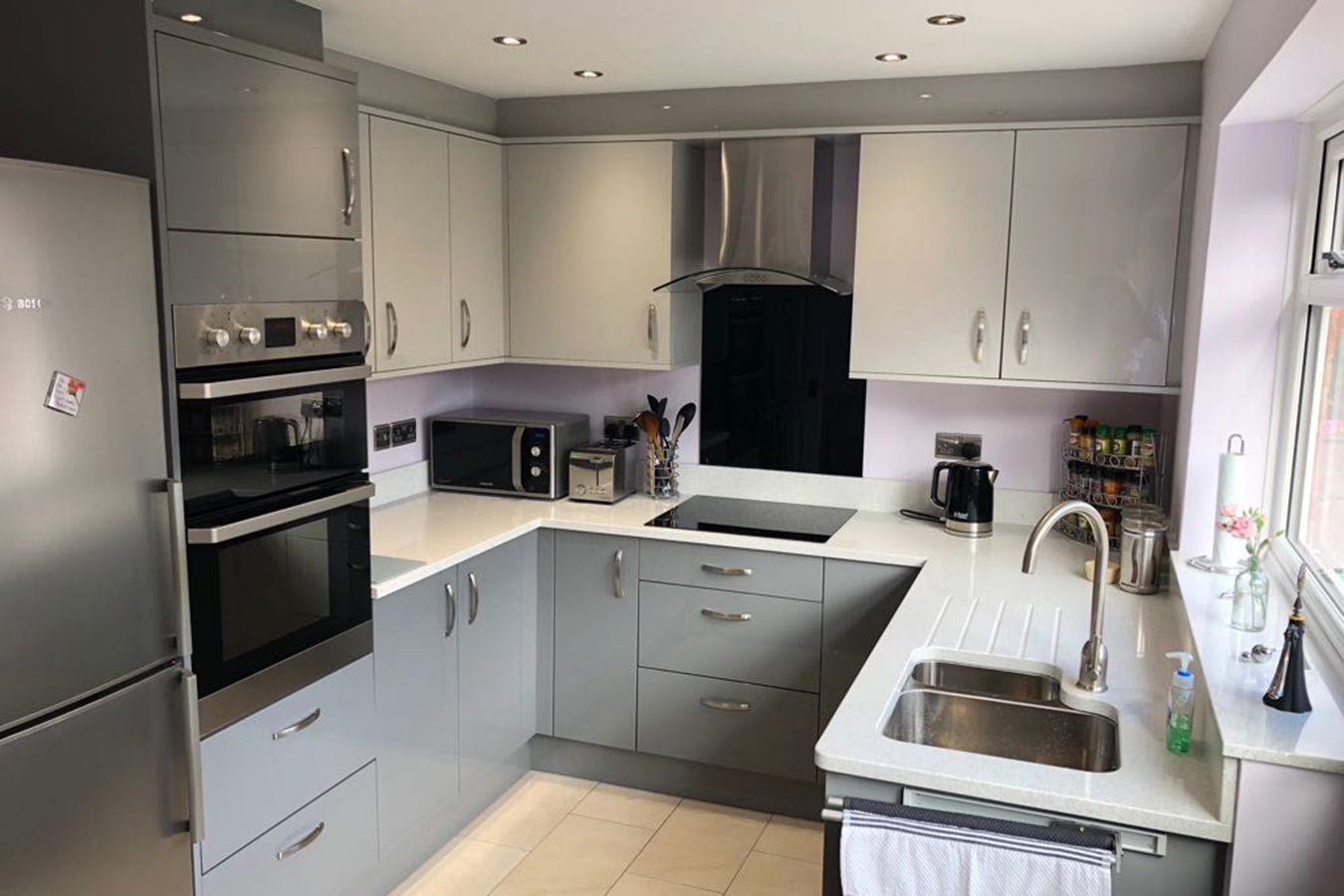 Kitchen Colour Ideas For Small Kitchens Kitchen Inspiration Blog Masterclass Kitchens