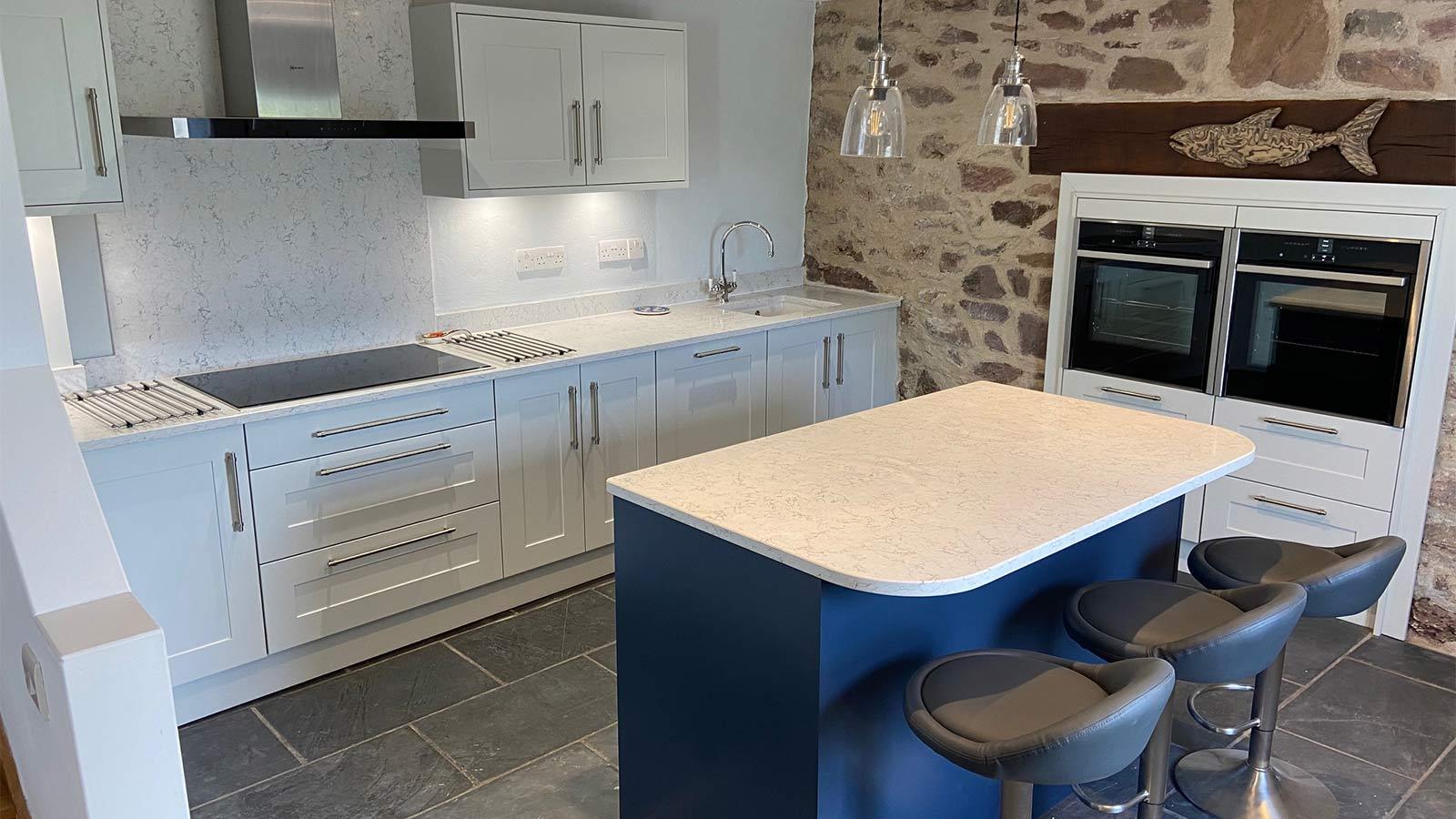 5 Great Ideas For Small Kitchens Kitchen Inspiration Blog Masterclass Kitchens