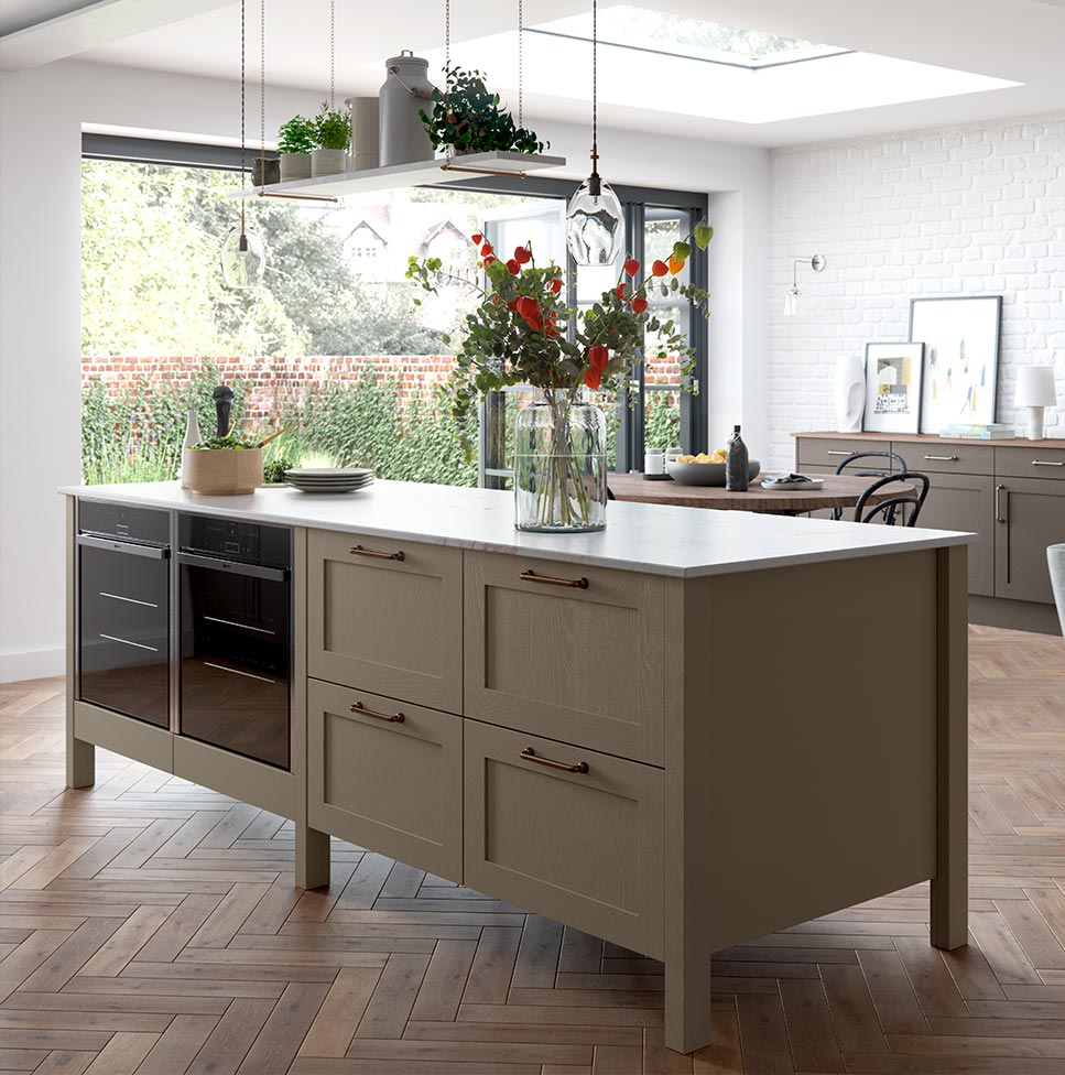 What To Choose A Kitchen Table Or Island: How To Choose Your Freestanding Kitchen Island