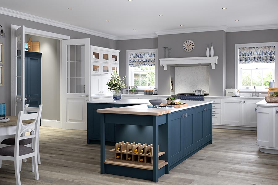 Classic Kitchens | Traditional Kitchen Design | Masterclass