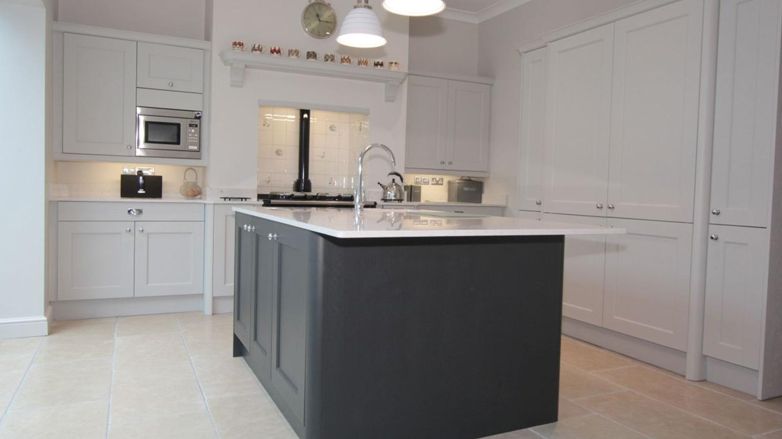 Image of: Dare To Go Dark Kitchen Inspiration Blog Masterclass Kitchens