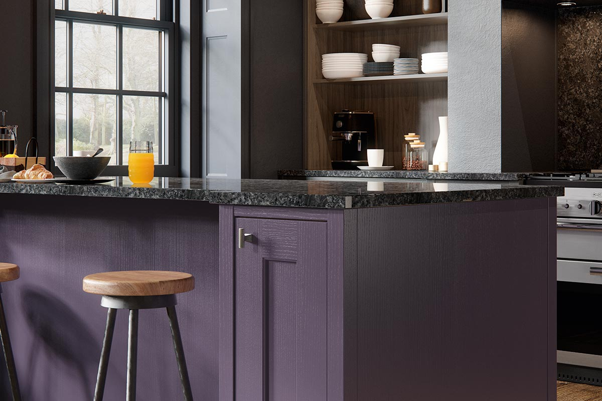 Ashbourne Painted Traditional Kitchen Masterclass Kitchens