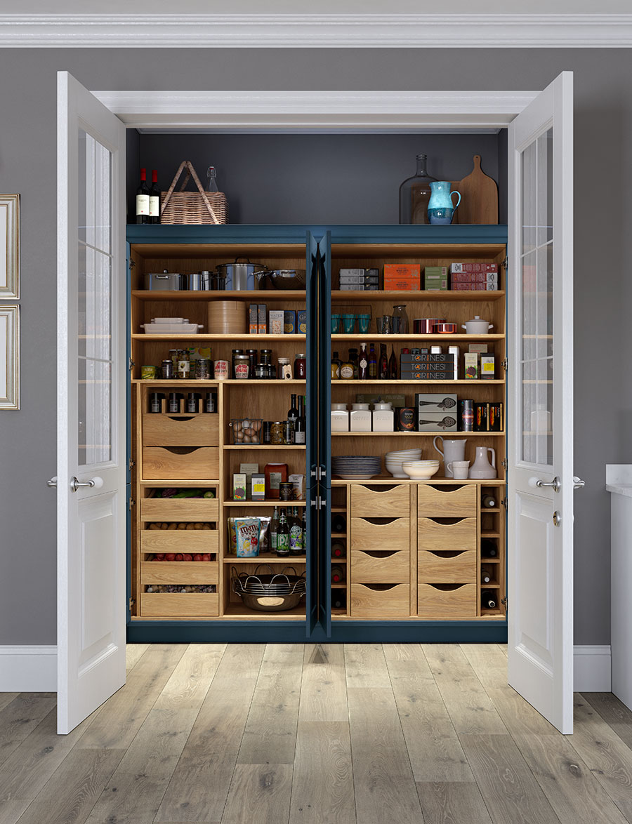 kitchen pantry the hathaway by masterclass kitchens