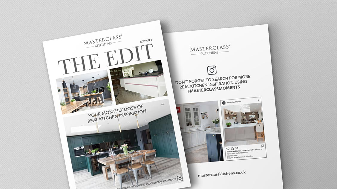 The Edit - Real Kitchens Lookbook Edition 1