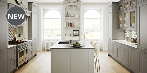 View Shaker Kitchens
