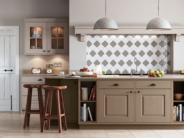 Classic kitchens by Masterclass Kitchens