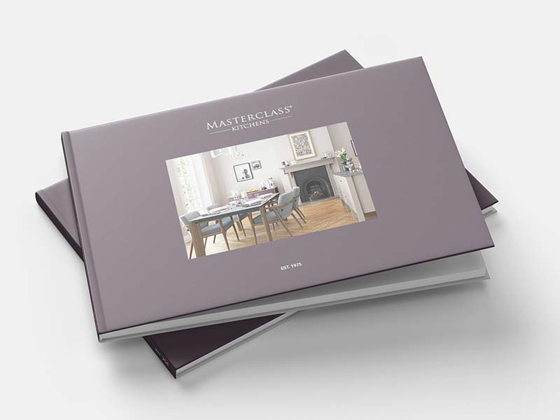 View the free Masterclass Kitchens brochures