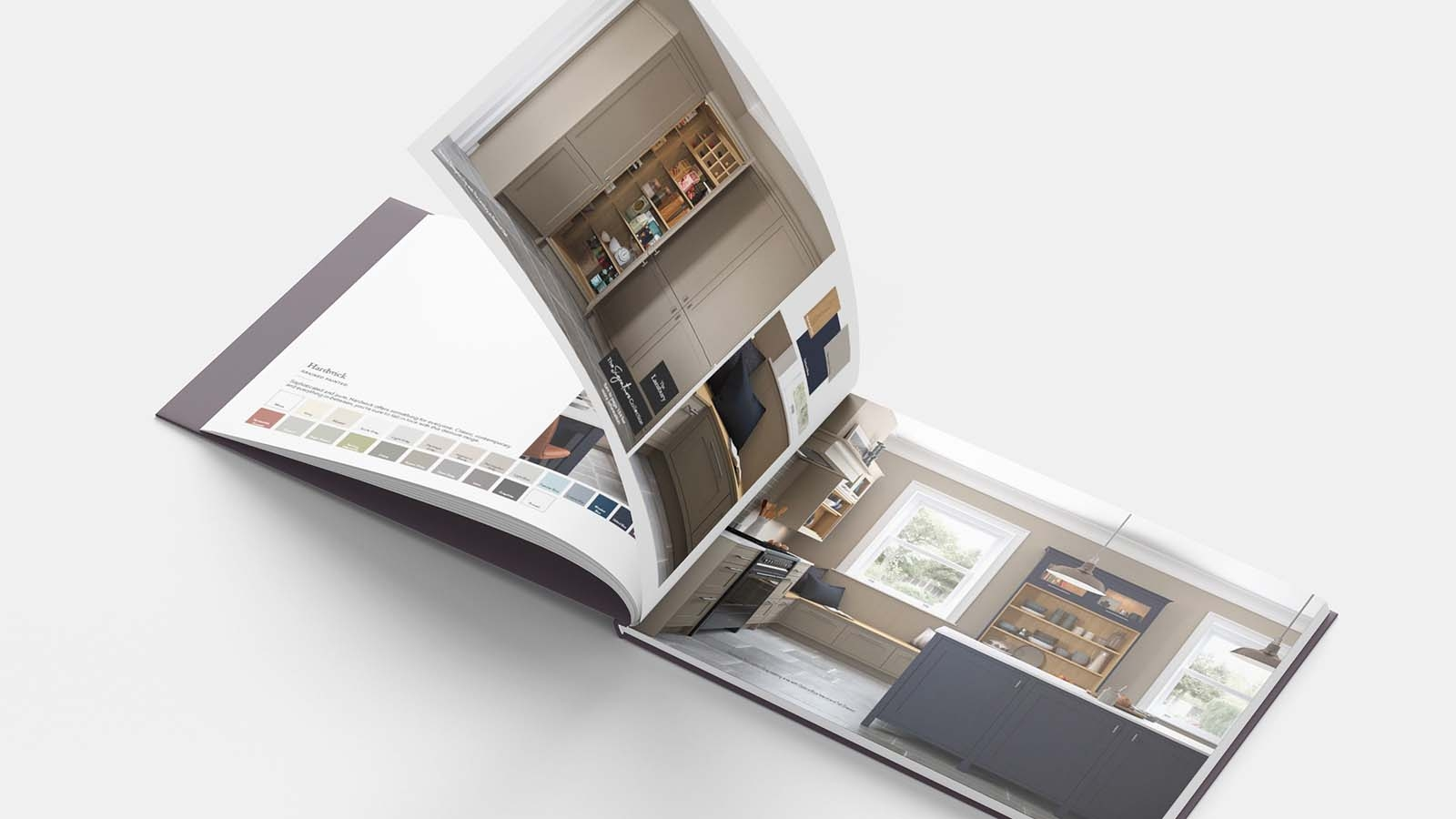 Real Page-Turners: New Masterclass Kitchen Brochures